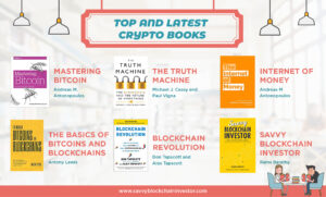 Best and the latest crypto books